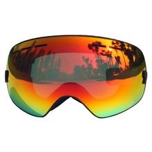 Ski Goggles Anti-fog Double Lens Ski Eyewear UV400 Ski Snowboard Skateboard Snow Motocross Goggles Men Women Ski Glasses
