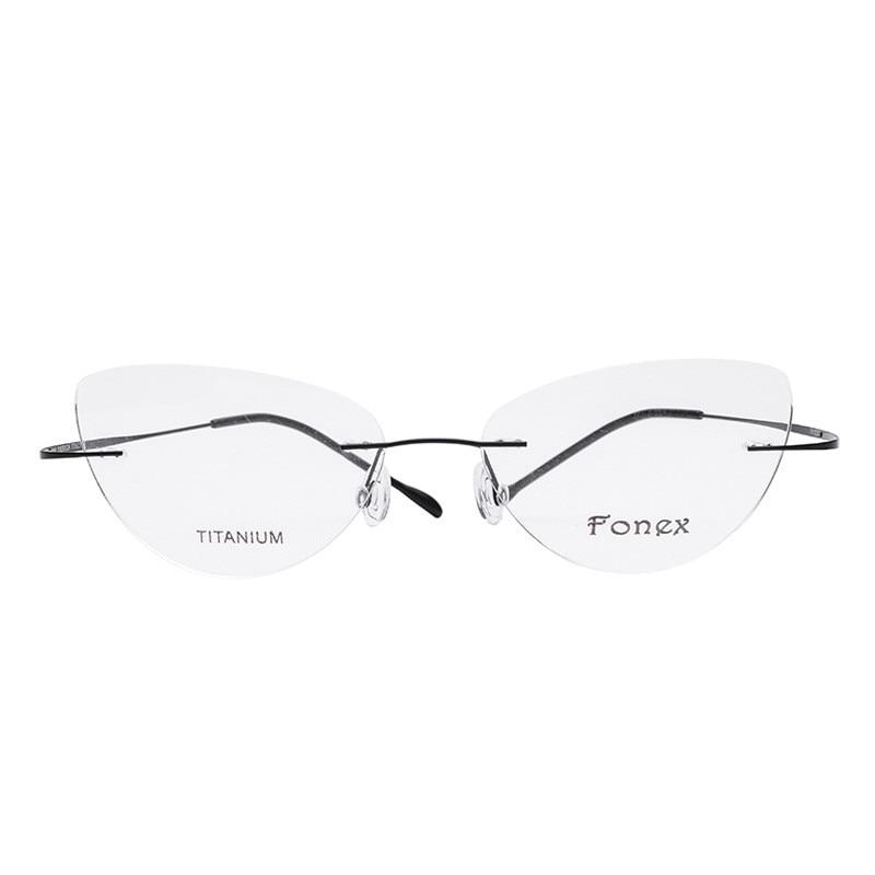 Rimless Glasses New Lenses : Popular Rimless Eyeglasses Brands-Buy Cheap Rimless ...