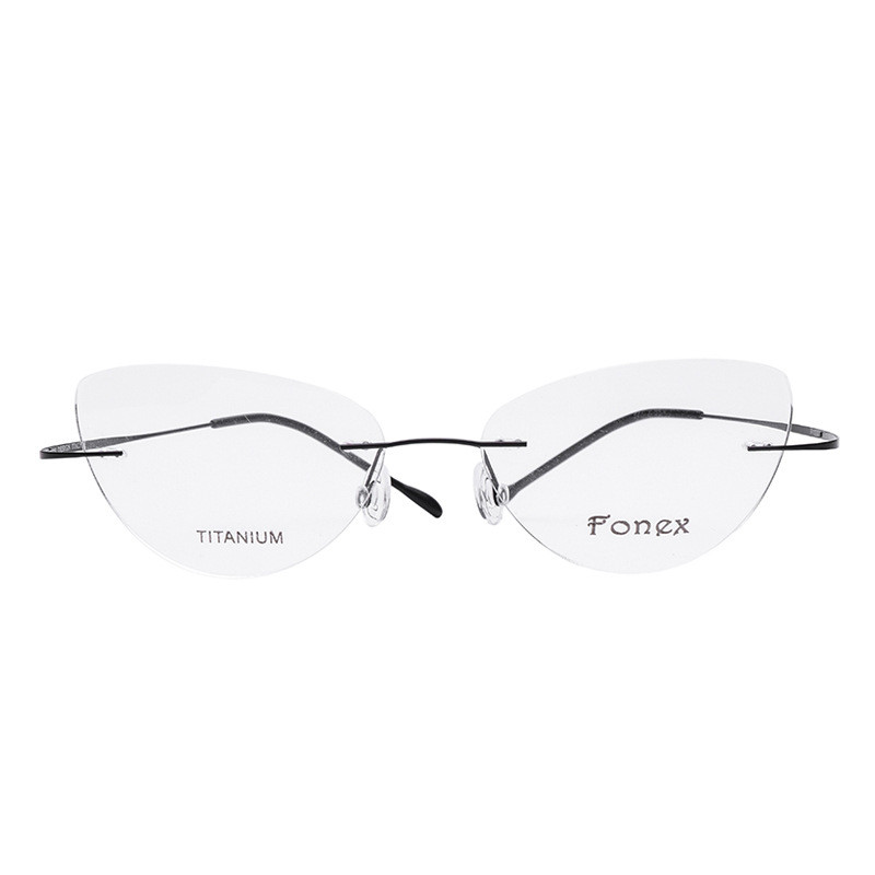 Popular Rimless Eyeglasses Brands-Buy Cheap Rimless ...