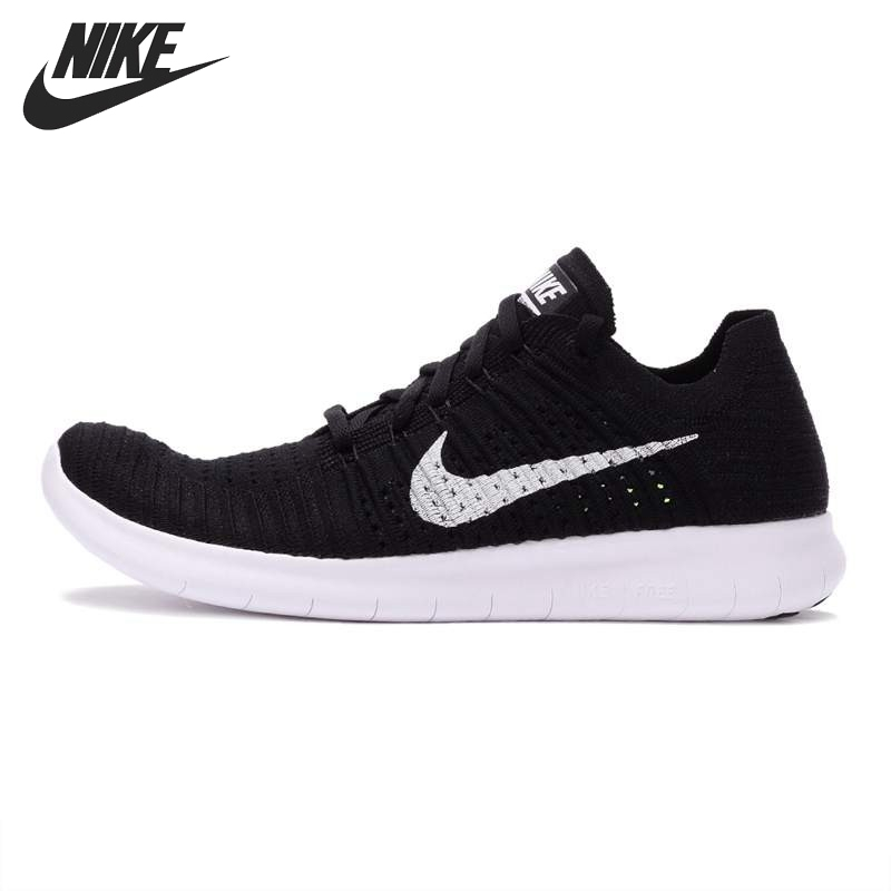 Original NIKE FREE RN FLYKNIT Mens Running Shoes Sneakers ...