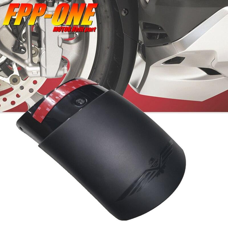 Pour HONDA Goldwing GL1800 GL 1800 accessoires de moto ABS Injection carénage avant garde-boue allongement