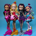 Ever after boneca apple branco chapeleiro madeline corvo quee joint moveable alta qualidade toys