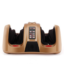 (Russia)2016 Free Shipping Foot massage machines Infrared foot care device leg massage device with Heating and Therapy
