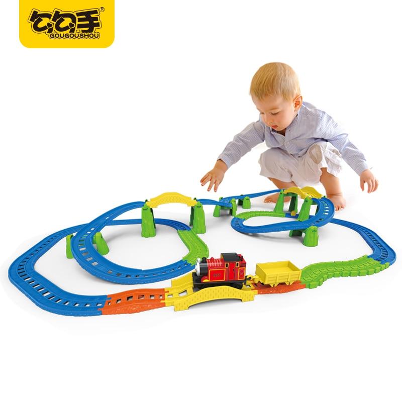 GouGouShou Baby Elektrotriebwagen Spielzeug Nette Thomas Elektrische ...
