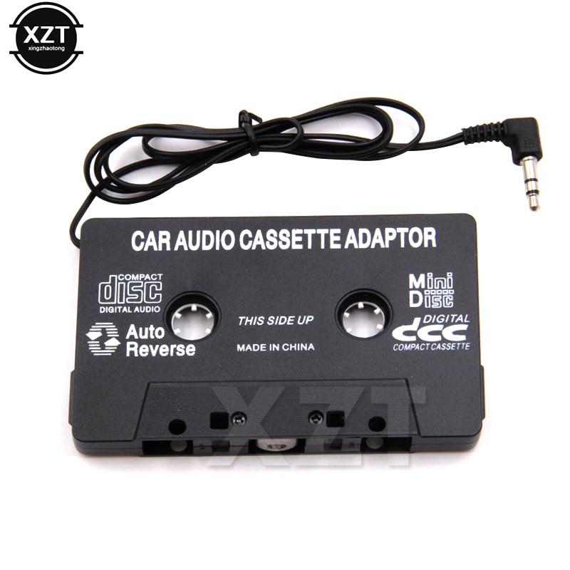 Универсальный автомобильный аудиоконвертер для iPod, MP3, CD, DVD-плеера, трансмиттеров, 1 шт.