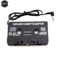 Conversor de áudio e cassete para carro, conversor de áudio para ipod mp3 e dvd