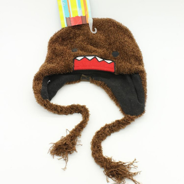 2017 new brand monster domo cartoon snapback hats big mouth novelty