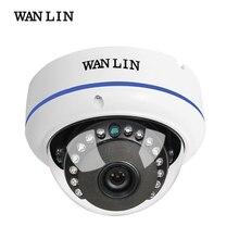 WANLIN 2MP Metal Dome Vandalproof SONY IMX323 1080P 2.0MegaPixel CCTV Security Surveillance Camera AHD Camera 15Pcs IR LED