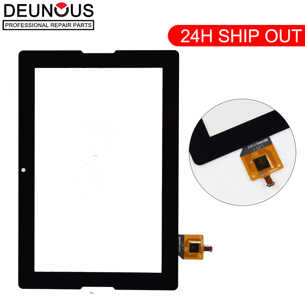 New 10.1'' inch For Lenovo Tab A10-70 A7600 A7600-F A7600-H B0474 Touch Screen Panel Digitizer Sensor Repairment AP101303 стоимость