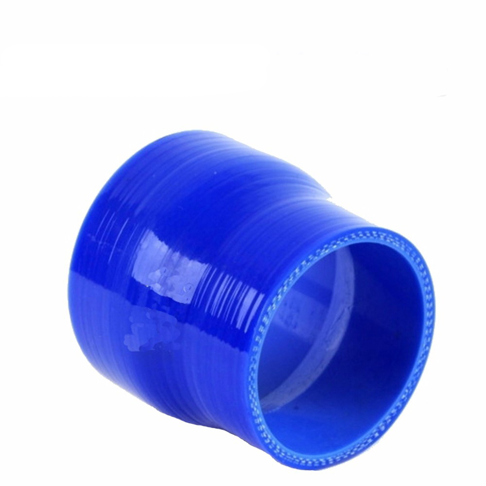 """BLUE 3/"""" Inch 76mm Silicone 3ply Coupler Hose Turbo Intake Intercooler TYTA"""