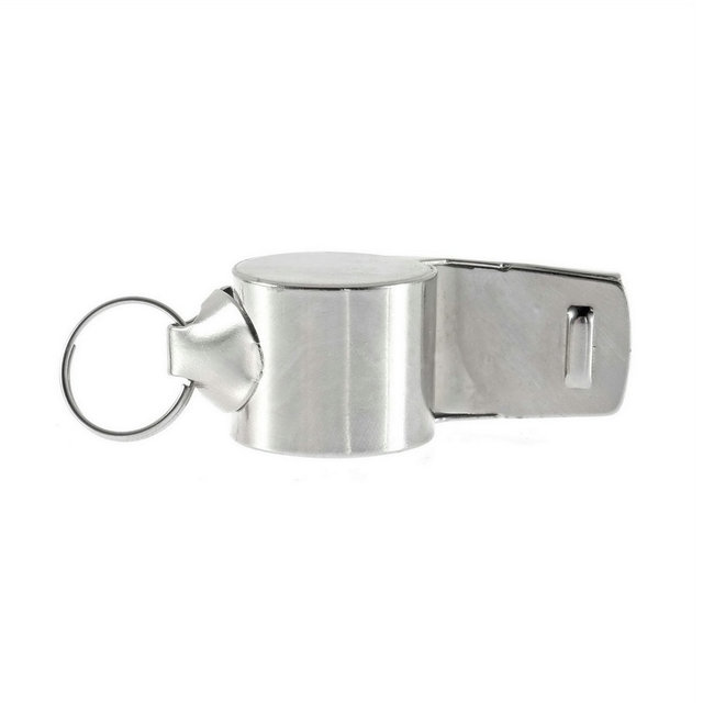 1pc New Arrival Metal Whistle Referee Sport Rugby Party Training School Soccer Football
