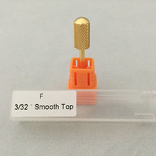 цена на 1PCS carbide Pro Nail Drill File Bits for Electric Nail Drill Machine Manicure Pedicure Drills Accessory Acrylic Nail Tools