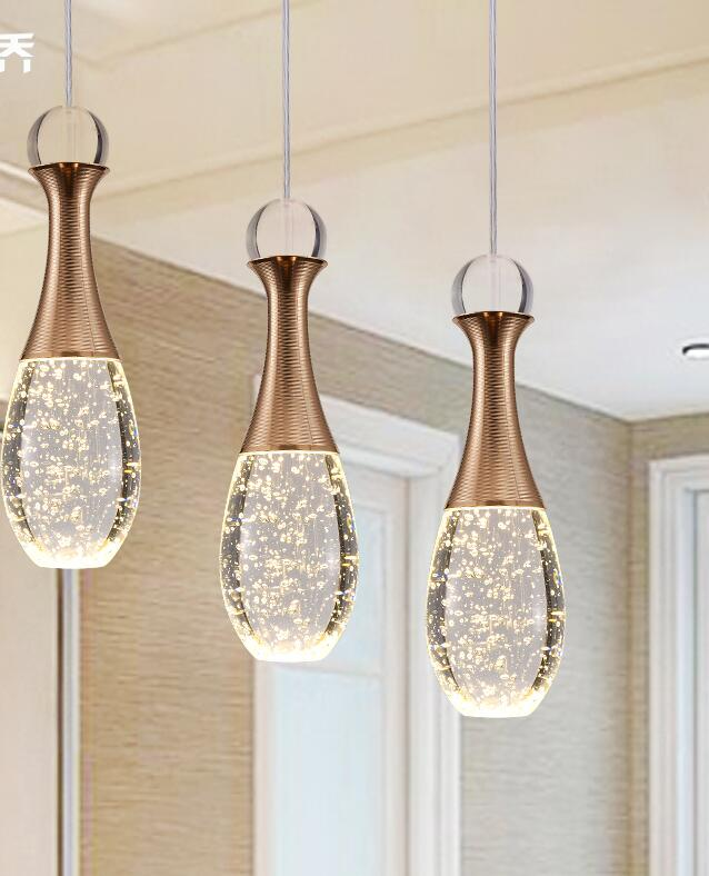 lamps Creative modern minimalist led European lamp pendant lamp Jane bar living room restaurant crystal lamp a1 led pendant lights restaurant lamp crystal glass lamps modern minimalist new creative art dining room bar pendant lamps