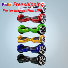 UL2272 MSDS UN38.3 approved safety hoverboard 6.5inch