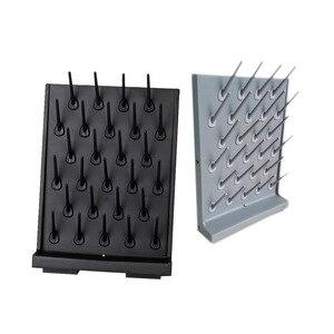Image 2 - X001 Droogrek Peg Board Polypropyleen Kleur grijs Afvoer Rack, 550mm * 440mm * 11.5mm