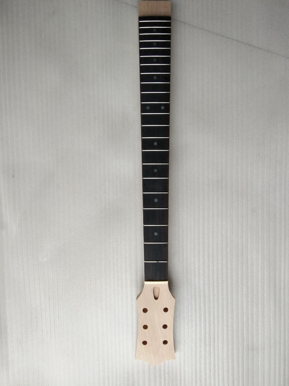 one LP  22 fret Unfinished electric    guitar neck head fingerboar  6 string SG heel width is 56mm вытяжка kuppersberg slimlux ii 60 bfg