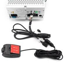 Dewtreetal Новый Видеорегистраторы для автомобилей Камера USB DVR Камера для Android 4.2/4.4/5.1.1/6.0.1 Автомобильные ПК Видеорегистраторы для автомобилей Камера вождения рекордер