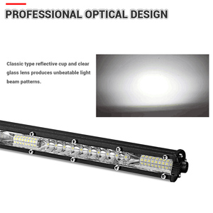 Image 5 - DERI 20inch 156W LED bar combo 4x4 Offroad LED Light Bar Working Lights for Jeep Car Tractor Boat 4WD 4x4 Trucks ATV 12V 24V