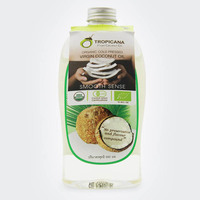 Pure Natural Coconut Oil 500 Ml Virgin Organic Cold Pressed Thailand Coconut Oil Skin Hair Care