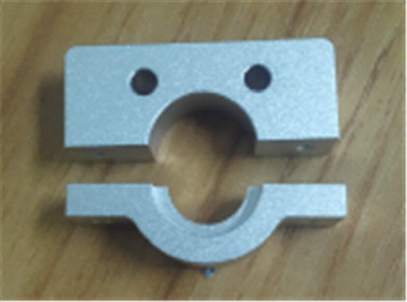 Funssor HE3D/tarantule aluminium V6 hotend support de montage pour TEVO Tarantula imprimante 3D Tarantula stock chariot V6 support