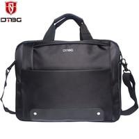 DTBG Handbag For Men Women Laptop Briefcase 13 3 14 Inch For Apple Macbook Pro Laptop