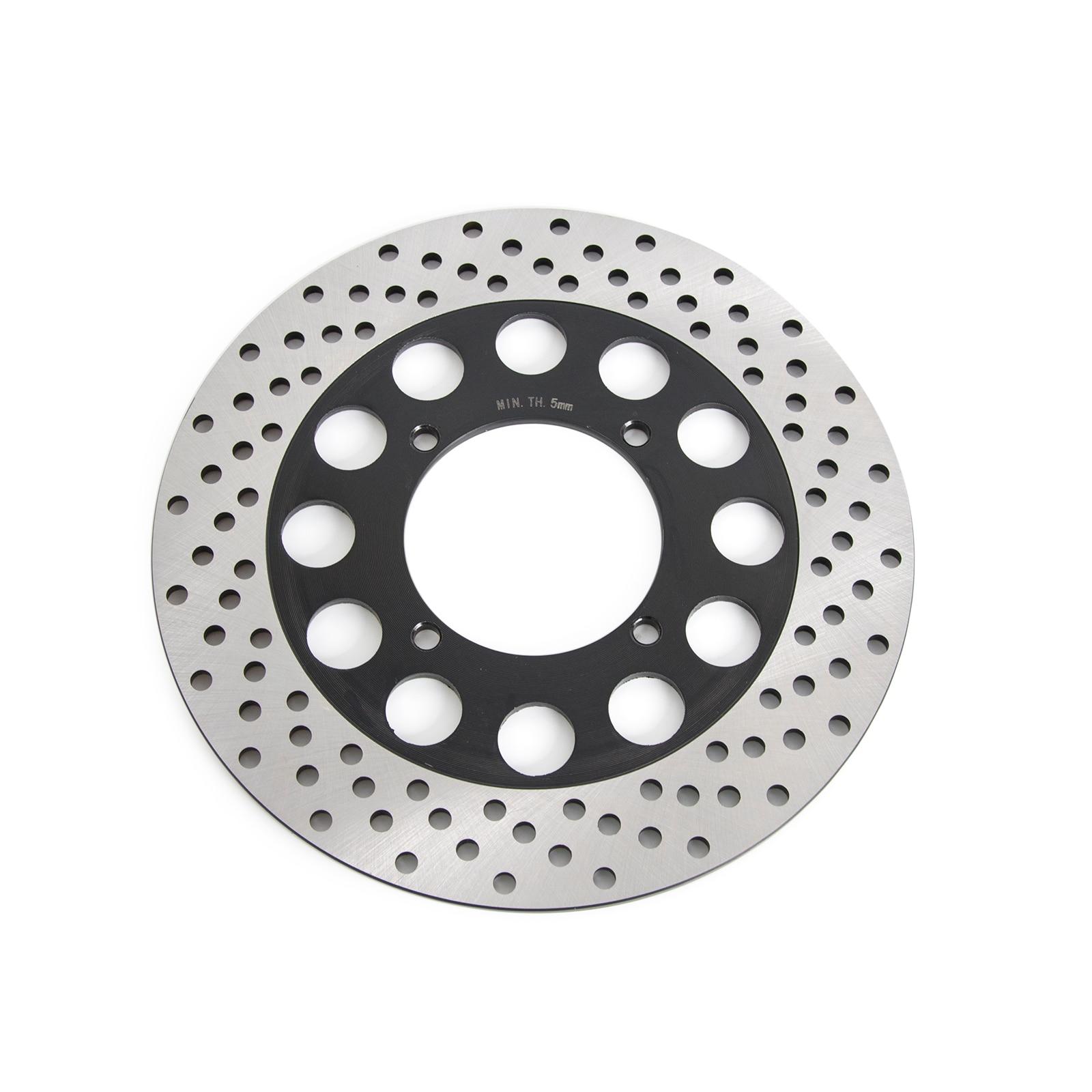 Moto frein arrière disque Rotor en acier convient pour Suzuki GSF250 GSX250 GSF400 Bandit GSX400 GS500 GSX600 GSX750