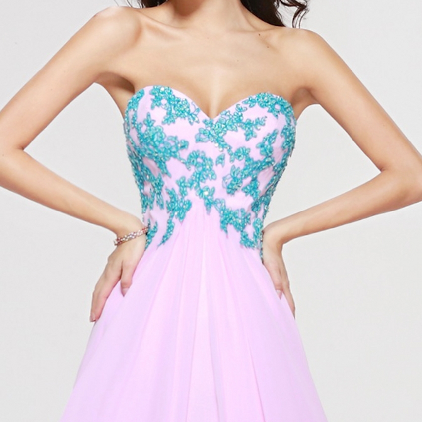 Aliexpress.com : Buy Sexy Sweetheart Long Prom Dresses 2017 Pink ...