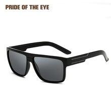 Мужские модные солнцезащитные очки для 2018 Новые поляризованные