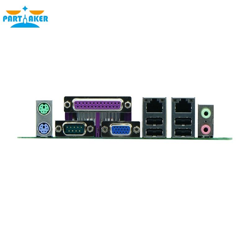 Pas cher industrielle Itx carte mère Intel 1037U 10COM Dual 24bits LVDS POS Machine industrielle Mini ITX-M847_A10 - 3
