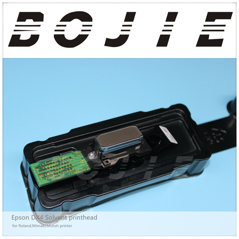 100% new for Epson DX4 eco solvent printhead for Mimaki Roland Mutoh printer фен philips bhd282 00