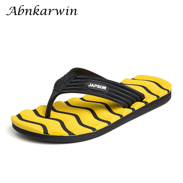 Brand Fashion Beach Flip Flop Men Summer Popular Men Flip Flops Slippers Outdoor Indoor Couples Home Shoes Plus Size 47 48