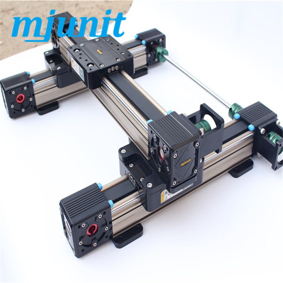 3-axis mini cnc machine High Precision Linear Guideway CNC Machine Linear Guideway Rail Belt drive linear slide belt driven linear slide rail belt drive guideway professional manufacturer of actuator system axis positioning