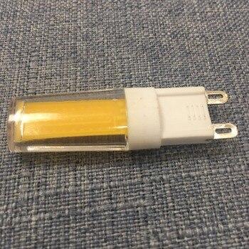 G9 AC230v 6W WHITE spot 20pcs/lot COB  Led Down Light Energy Saving Spot Home Ceiling Downlight Mini Recessed Lamp