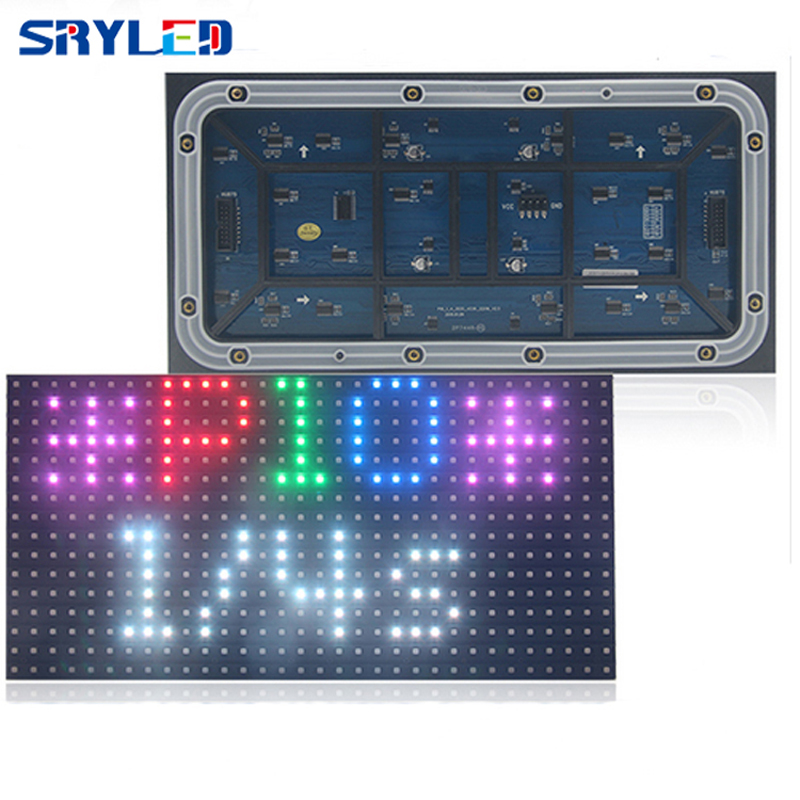 P10 outdoor waterproof SMD3535 RGB 3in1full color video LED display screen module 32 x 16 pixelsP10 outdoor waterproof SMD3535 RGB 3in1full color video LED display screen module 32 x 16 pixels