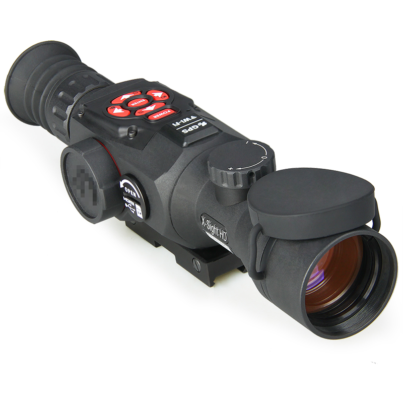 Eagleeye 3-14x ATN Night Vision Digital Night Vision Monocular With 3D Gyroscope And Record HD Video Night Vision For OS27-0025