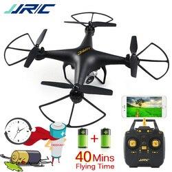 JJR/C JJRC H68 Drone с Камера HD 720P высота Удержание Headless режим Открытый RC Quadcopter оригинальные Батарея 20 минут fly время