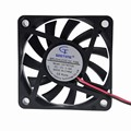 2 UNIDS Gdstime PC CPU Cooling Fan DC 12 V 2Pin 60mm 6 cm 60x60x10mm 6010