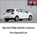 Car Camera For SEAT Ibiza 6L 6J SC MK3 MK4 2002~2016 High Quality Rear View Back Up Camera For Fans | CCD + RCA