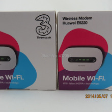 Huawei E5220s-2 Unlocked 3G GSM 21 Mbps Mobile Hotspot Router New
