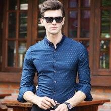 High Quality Men Plaid Shirts 2016 New Autumn Long Sleeve Formal Business Fashion Dress Warm Shirts