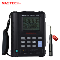 Mastech MS5308 LCR Meter Portable Handheld Auto Range LCR Meter High Performance 100Khz