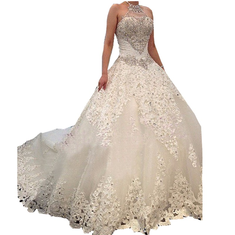 0b4f7810ab4c3 top 10 largest wedding gown crystal brands and get free shipping ...