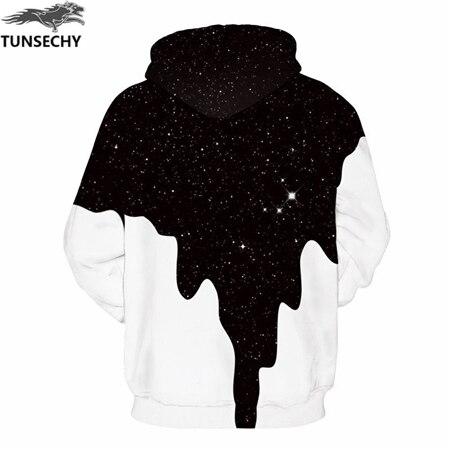 Hot Fashion Men/Women 3D Sweatshirts Print Milk Space Galaxy Hooded Hoodies Unisex Tops Wholesale and retail 136