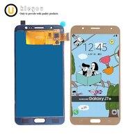 5 PCS Original OEM Phone Lcd AAA Quality Super AMOLED For Samsung J7 2016 J710 LCD