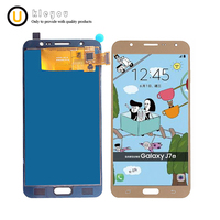 5 PCS Original OEM Phone Lcd AAA Quality Super AMOLED For Samsung J7 2016 J710 LCD