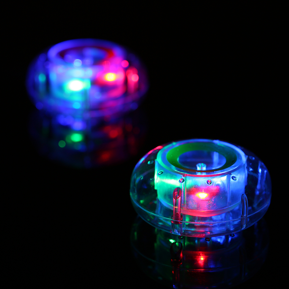 Led Lamps Wholesale Price 2018 New Stunning Floating Underwater Led Disco Light Glow Show Swimming Pool Hot Tub Spa Lamp Advanced Design Led Underwater Lights