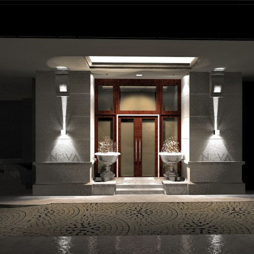 Outdoor Sconce Lights Cree outdoor wall light led up down wall sconces adjustable wall cree outdoor wall light led up down wall sconces adjustable wall lamp garden light ip65 6w outdoor lighting 2pcs per lot in led indoor wall lamps from workwithnaturefo