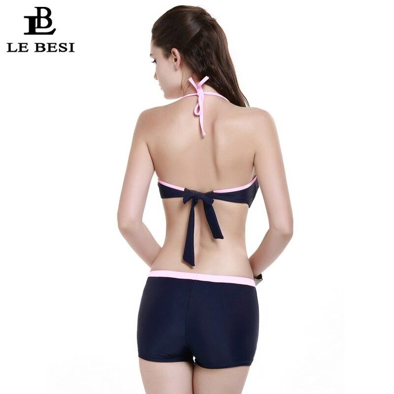 LEBESI 2017 Nuevos Bikinis Set Traje de baño de tres piezas para - Ropa deportiva y accesorios - foto 6