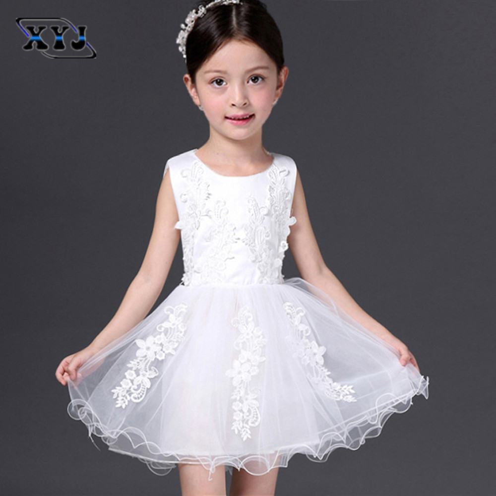 Christmas dress teen - 2017 Summer Girls Clothing Christmas Costumes For Girls Wedding Party Dress New Year Costumes For Kids