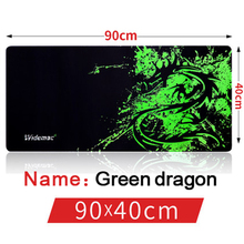 900x400mm Beauty Large Rubber Mouse Pad Locking Edge Non-slip Notebook Office Computer Mice Cushion Game Players CF Mouse Mats